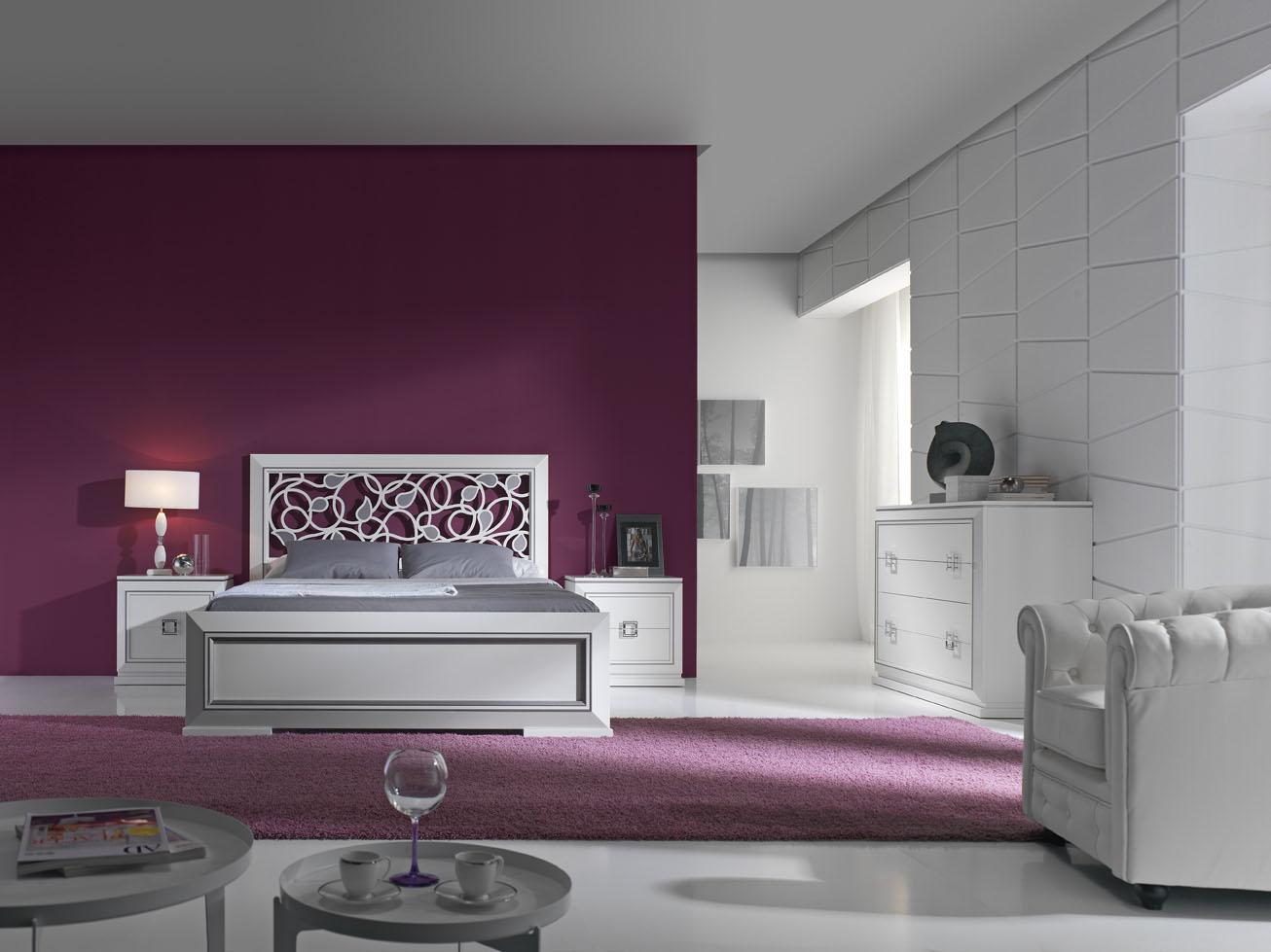 Pin Dormitorios Matrimonio Dormitorio Moderno Modernos ...