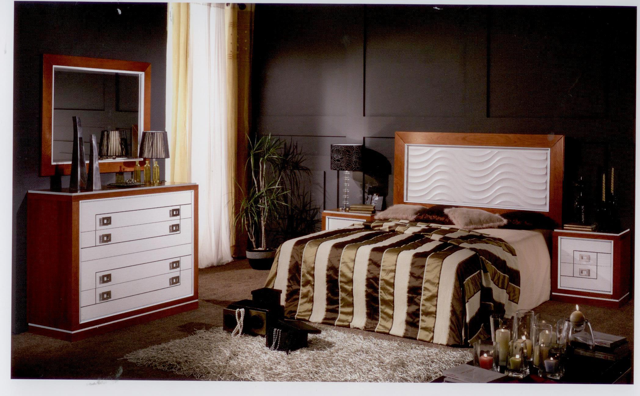 Dormitorio Roble 001 Comercial Mavic Venta De Muebles Y  # Muebles Faquisa