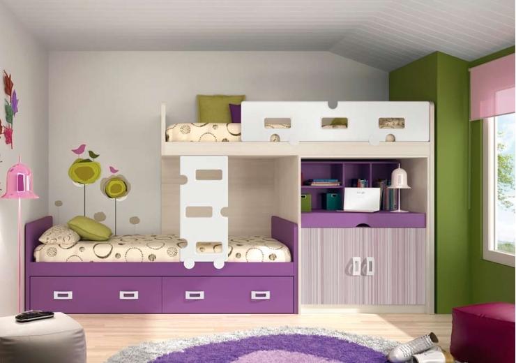 Literas Block Formas | Comercial Mavic: venta de muebles y ...